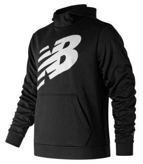 New Balance Graphic NB CoreFleece Bluza