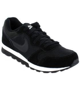 Nike MD Runner 2 Czarny W