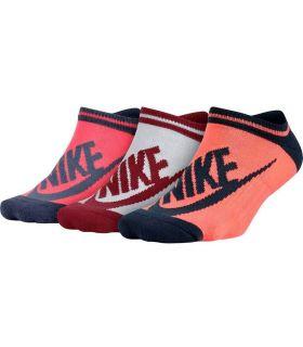 Nike Striped No-Show