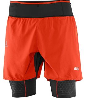 Salomon S-Lab Exo Tw Short Red