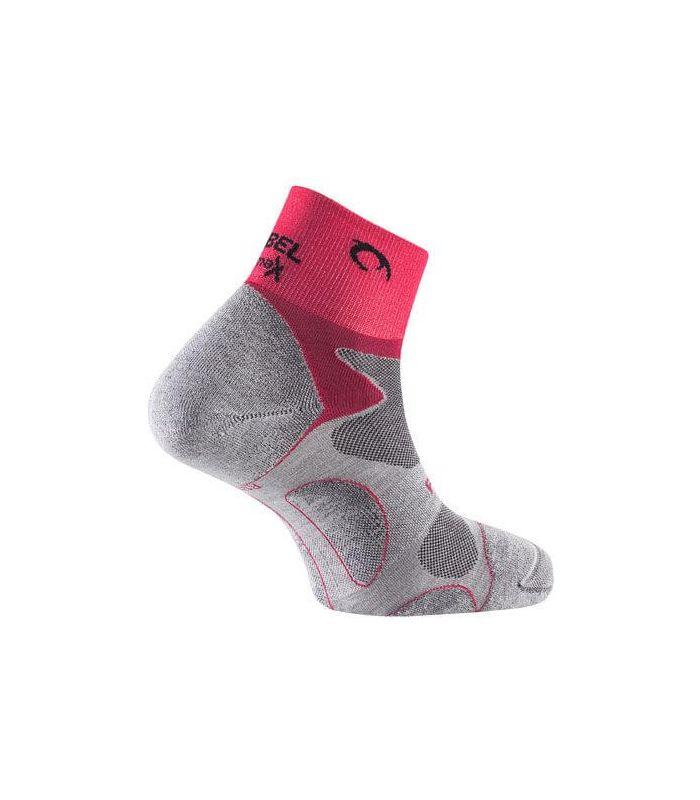 Lurbel Challenge W Fuchsia - Trail Running Socks