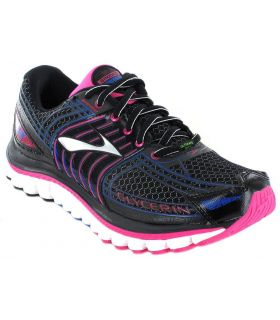Brooks Glycerin 12 W Negro Zapatillas Running Mujer Zapatillas