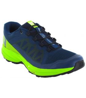 Salomon XA Elevate - Zapatillas Trail Running Hombre - Salomon azul 41 1/3, 42, 42 2/3