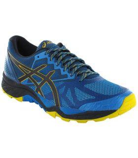 Asics Gel FujiTrabuco 6 Turquesa - Zapatillas Trail Running Hombre - Asics azul 40,5, 42