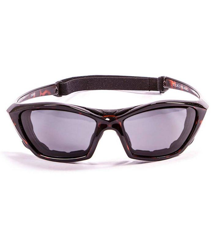Gafas de sol Running - Ocean Lake Garda Shiny Brown / Smoke marron Running
