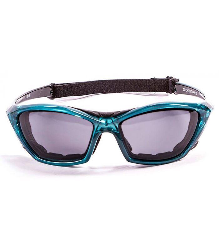 Ocean Lake Garda Shiny Blue / Smoke - Sunglasses Running