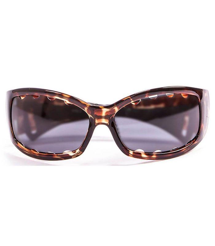 Ocean Fuerteventura Shiny Brown / Smoke - Sunglasses Running