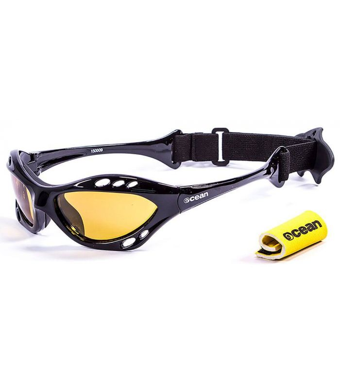 Ocean Cumbuco Shiny Black / Yellow