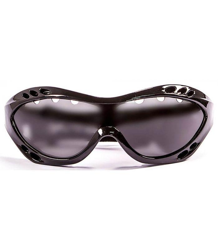 Gafas de sol Running - Ocean Costa Rica Shiny Black / Smoke negro Running