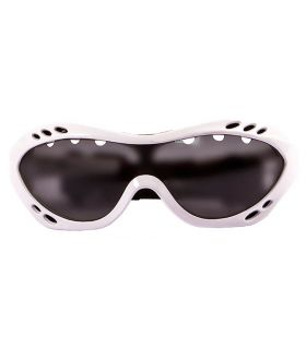 Gafas de sol Running - Ocean Costa Rica Shiny White / Smoke blanco Running