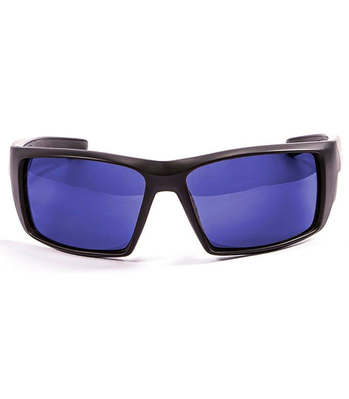 Ocean Aruba Mate Black / Revo Blue -