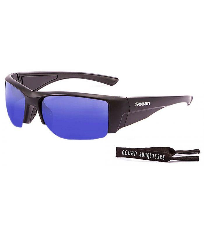 Ocean Guadalupe Mate Black / Revo Blue