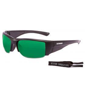 Ocean Guadalupe Matte Black / Revo Green