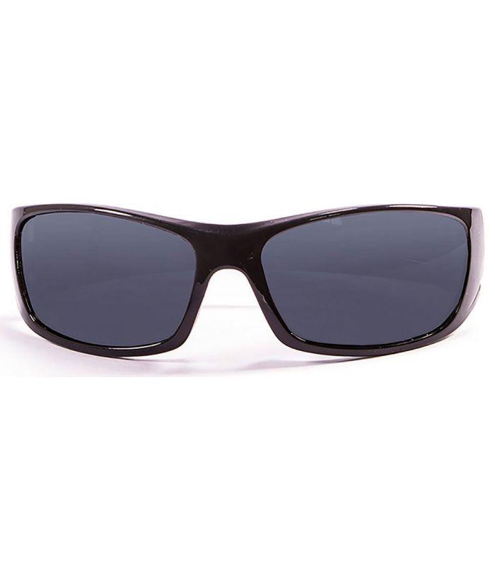 Ocean Bermuda Shiny Black / Smoke - Sunglasses Running