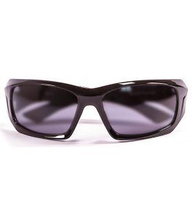 Ocean Antigua Shinny Black / Smoke Ocean Sunglasses Gafas de sol Running Running Color: negro