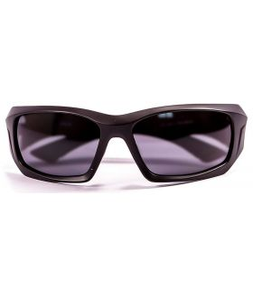 Gafas de sol Running - Ocean Antigua Mate Black / Smoke negro Running