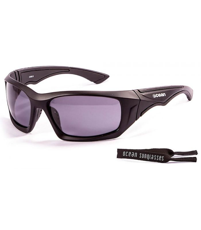 Ocean Old Matte Black / Smoke - Sunglasses Running