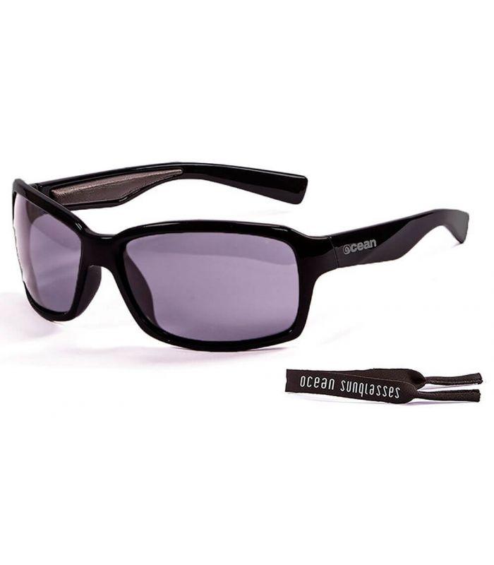 Ocean Venezia Matte Black / Smoke - Sunglasses Running