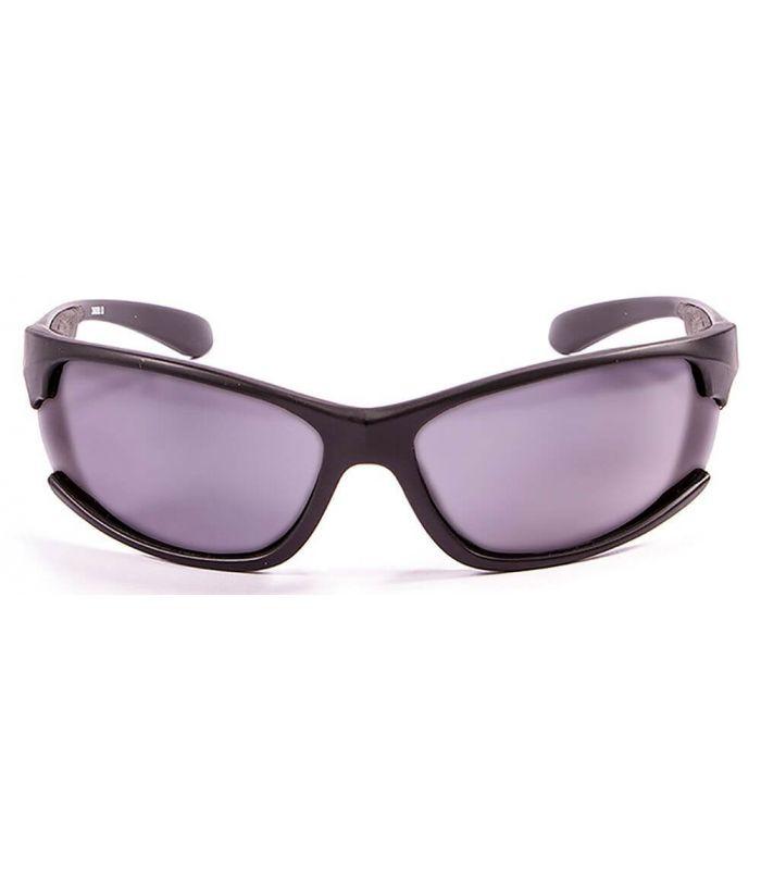 Gafas de sol Running - Ocean Cyprus Mate Black / Smoke negro Running
