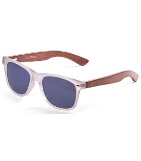 Ocean Beach Wood 50010.6 Ocean Sunglasses Gafas de Sol Lifestyle Lifestyle Color: marron
