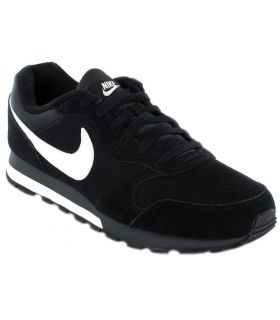 Nike MD Runner 2 Negro Calzado Casual Hombre Lifestyle Nike Las