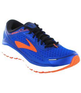 Brooks Aduro 5 Blue - Mens Running Shoes