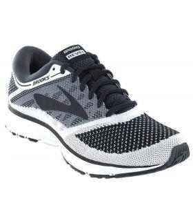 Brooks Revel Zapatillas Running Hombre Zapatillas Running Tallas: 40,5, 42, 44, 44,5; Color: gris