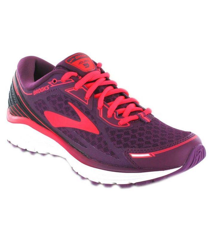 Brooks Aduro 5 W Zapatillas Running Mujer Zapatillas Running Tallas: 38, 37,5, 42; Color: morado