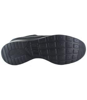 Nike Tanjun Logo Noir