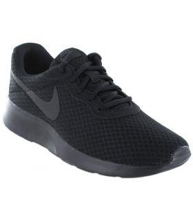 Nike Tanjun Logo Preto