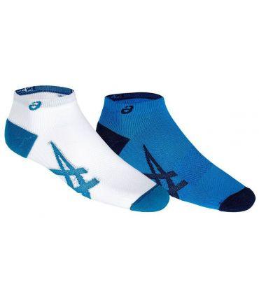 Asics Léger Chaussette Bleu