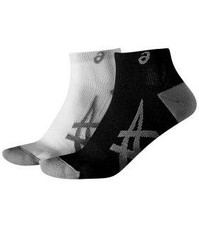 Asics Léger Chaussette Noire - Chaussettes De Course