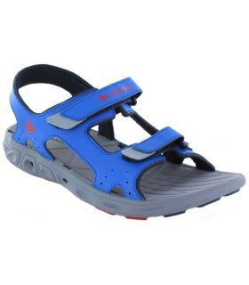 Tienda Sandalias / Chancletas Junior - Columbia Techsun Vent Jr Blue azul Sandalias / Chancletas