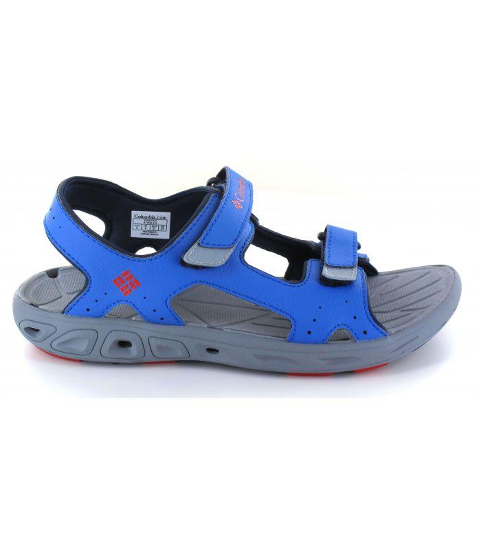 Columbia Techsun Vent Jr Blue - Shop Sandals / Flip-Flops Junior