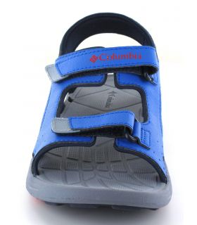 Columbia Techsun Vent Jr Blue