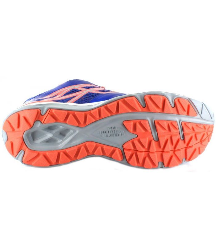 Zapatillas Trail Running Mujer - The Noth Face Hyper Track Guide W azul Zapatillas Trail Running