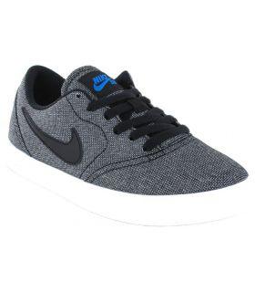 Nike SB Check GS - Calzado Casual Junior - Nike gris 38,5, 39, 40