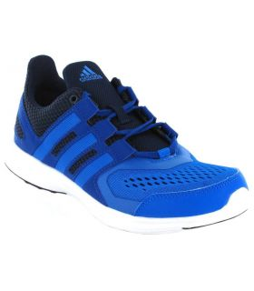 Adidas Hyperfast 2.0 cf K Niebieski