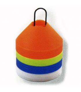 Set 40 conos - Accesorios Baloncesto - Van Allen