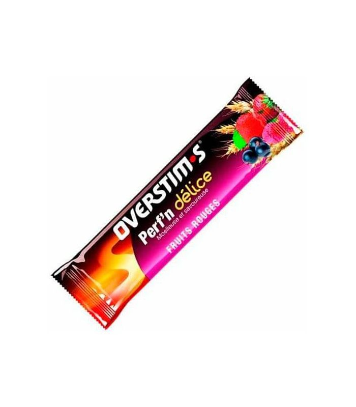 Overstims Bar Perf'n Delice Red Fruits