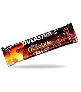 Overstims Barra De Chocolate Magnésio