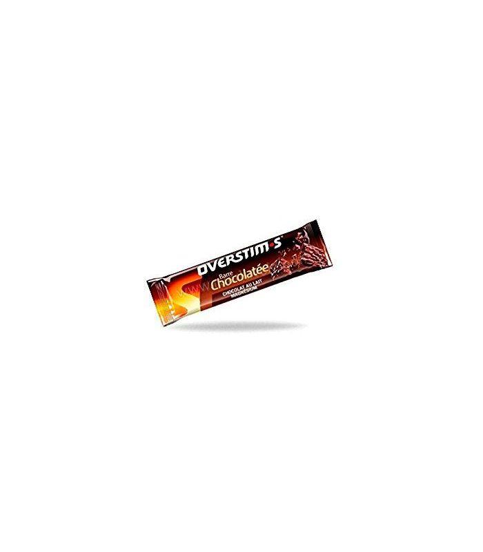 Overstims Bar Chocolate Magnesium