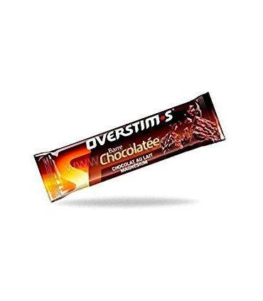 Overstims Barre De Chocolat De Magnésium