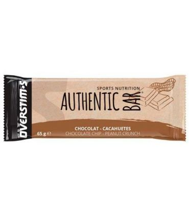 Overstims Authentic Bar Chocolate