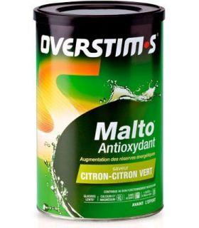 Overstims Malte Antioxidante Limão 500 Gr