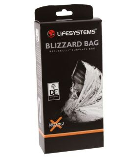 Lifesystems Manta Termica Bag Lifesystems Mantas de Supervivencia Complementos