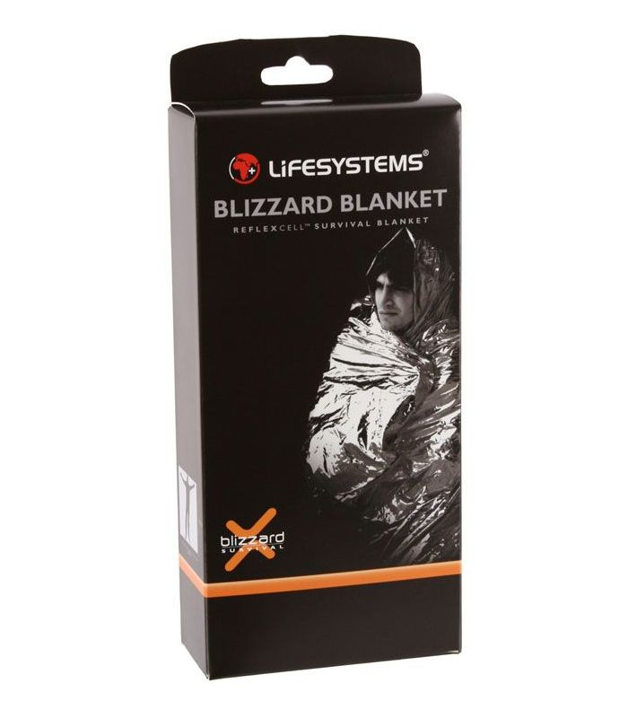Lifesystems Manta Termica Blanket - Mantas de Supervivencia