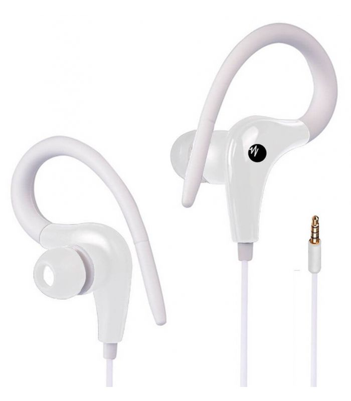 Auriculares - Speakers - Magnussen Auriculares W3 White blanco Electronica