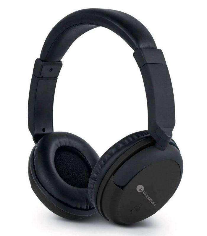 Magnussen Headset H3 Black - Headphones - Speakers