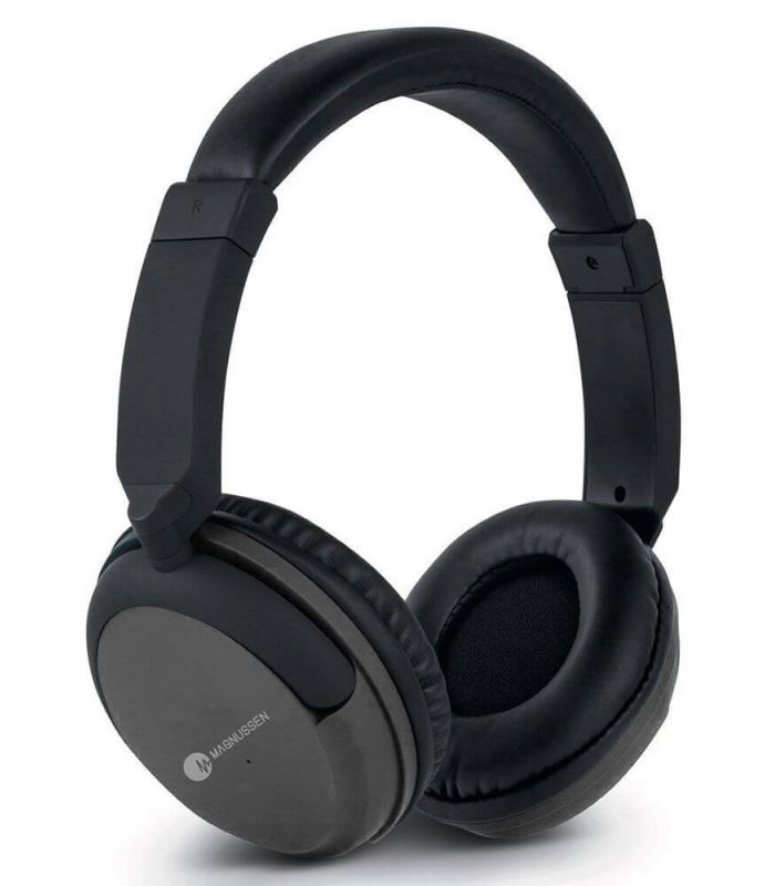Magnussen Headset H3 Grå